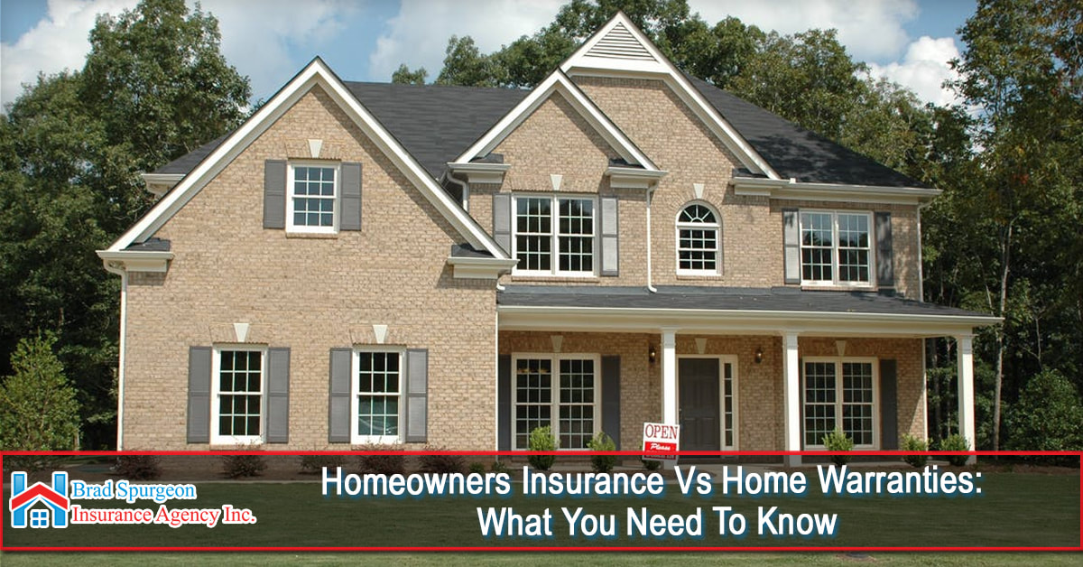 Homeowners Insurance Vs Home Warranties What You Need To